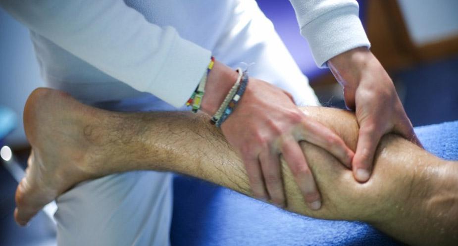 Calf Massage Leeds