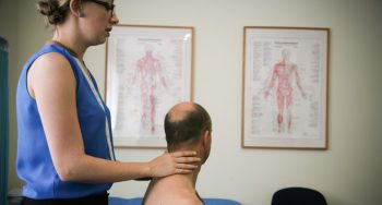 Treating Shoulder Injuries with a Chiropractor