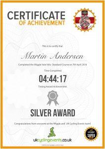 Morley Chiro Certificate