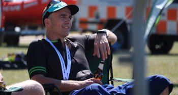 Martin Competes in Isoman Triathlon!