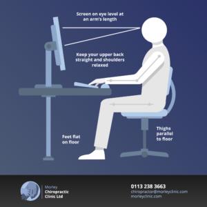 Correct Desk Posture